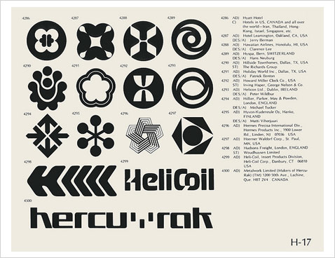 world logotypes book scans