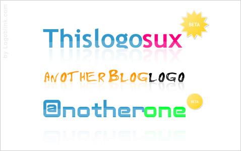 web 2.0 logo design generator