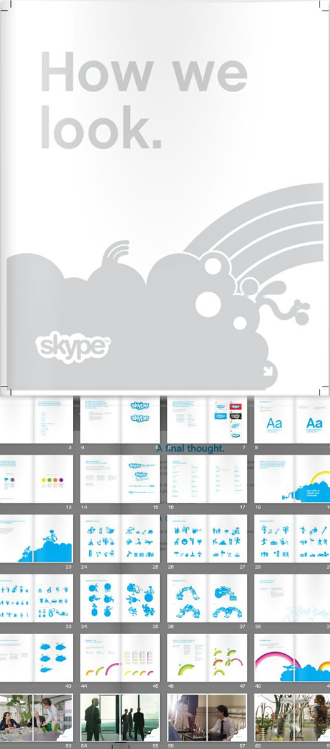 Skype Logo and Brand Guidelines