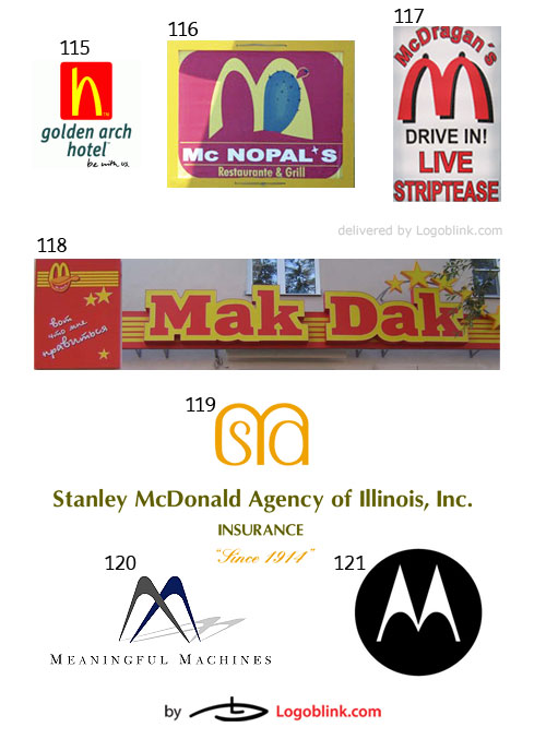 fast food chain logo mania width=