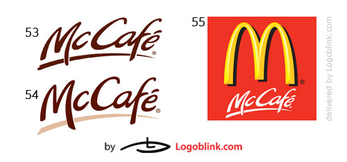 restaurant chain coffee logo mania