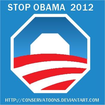 negative campaign logo