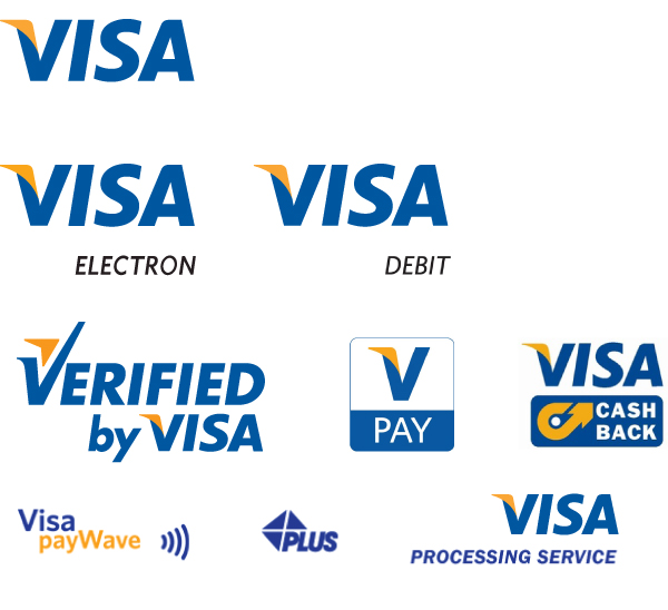 brief history of the visa card logo design logoblinkcom