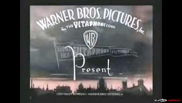 warner bros logos 1933