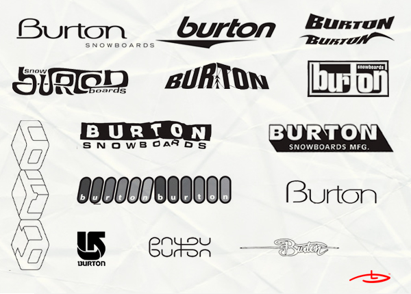 snowboards logo winter designs