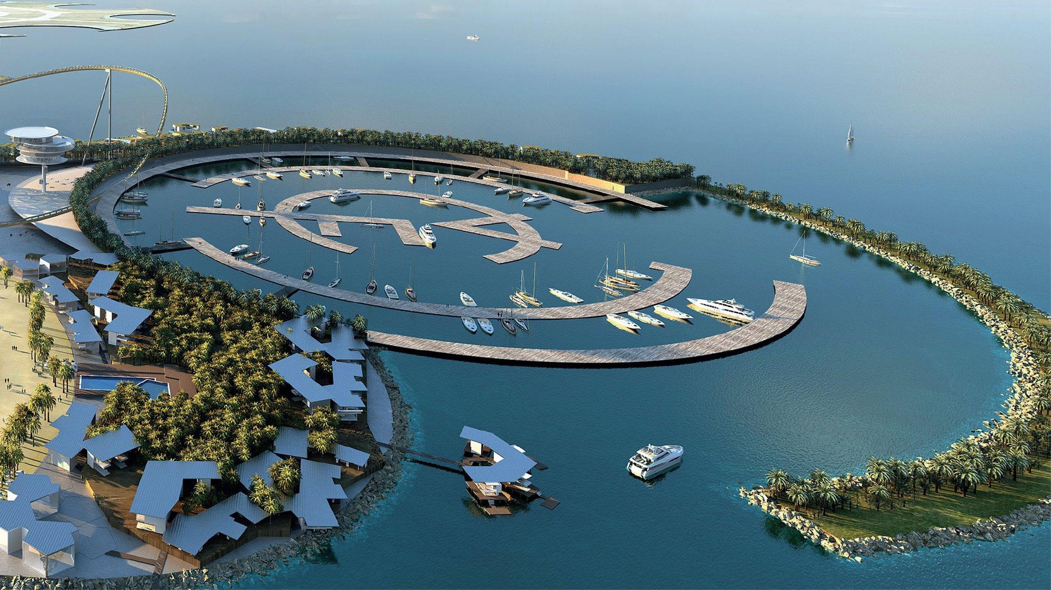 Real Madrid Resort Island