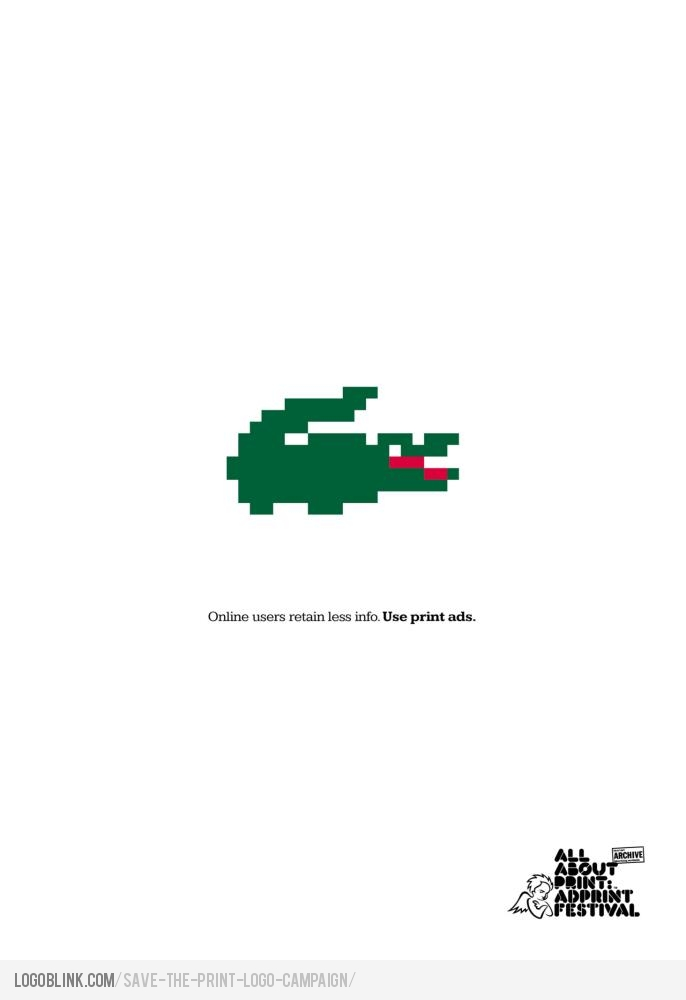 lacoste-save-the-print-logo - Logoblink.com: logoblink.com/save-the-print-logo-campaign/lacoste-save-the-print-logo