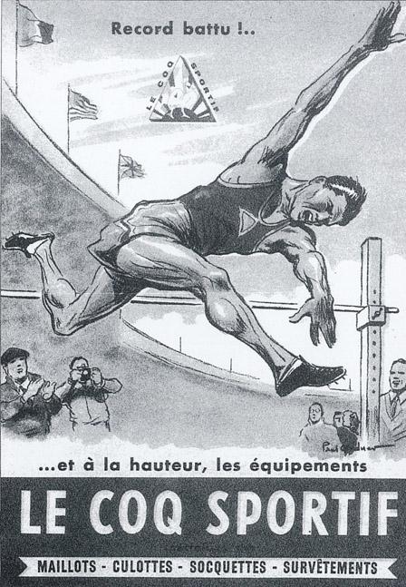 vintage company ad