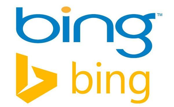 Bing logo redesign